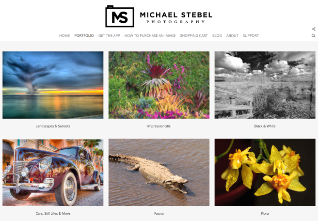 Fall sale at Michael Stebel Photography